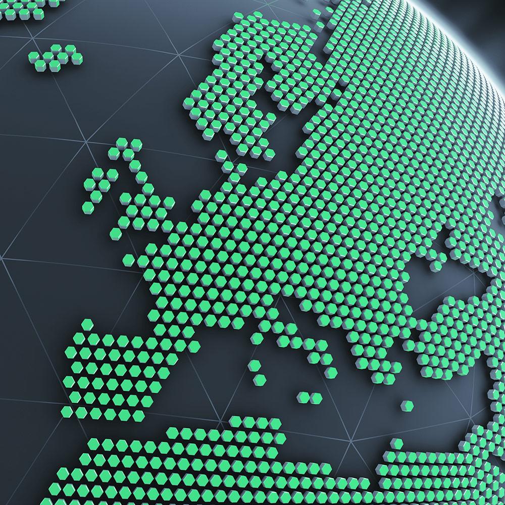 Coordination de projets à l'Europe